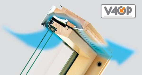 V40P semi-automatic ventillation