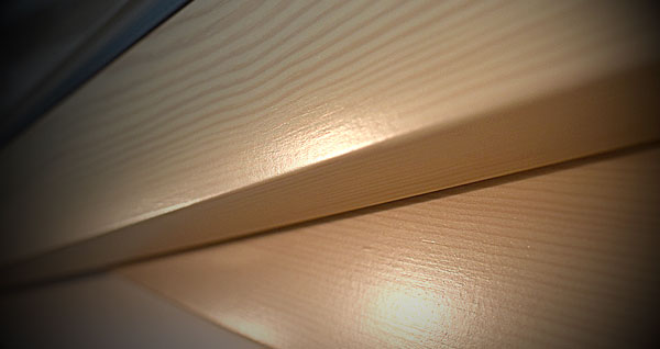 lacquered roof window