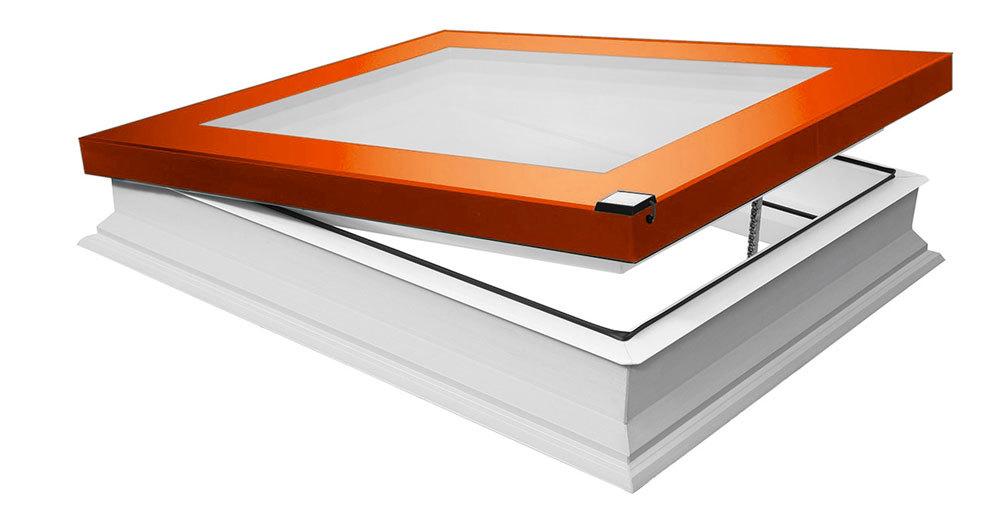 Orange skylight