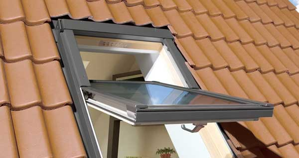 roof window ventillation