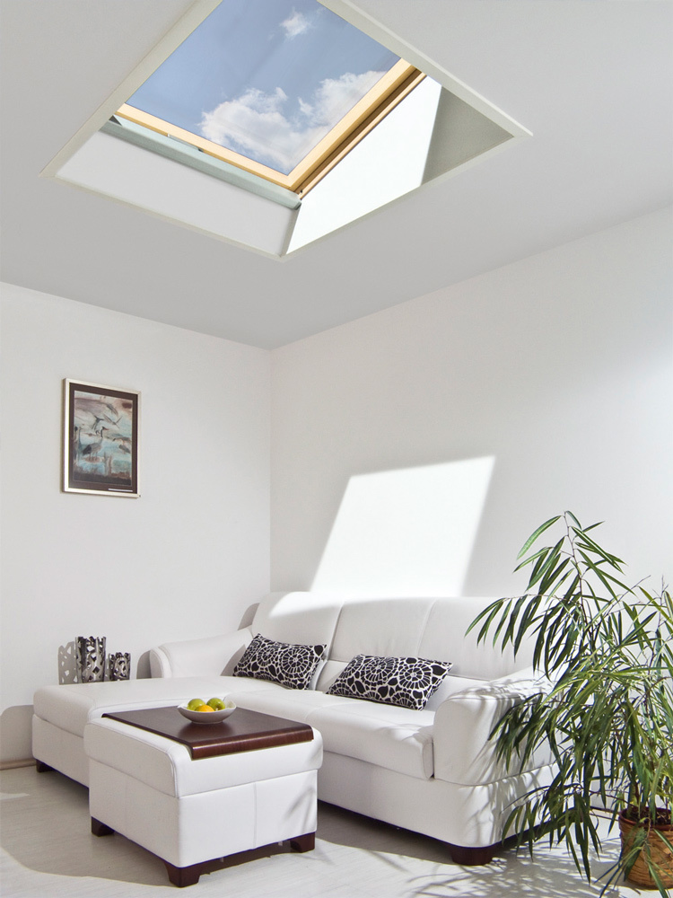 Fakro flat roof window 27